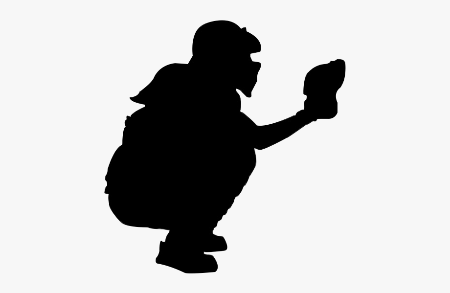 clipart library Clip art library download. Catcher clipart female softball.