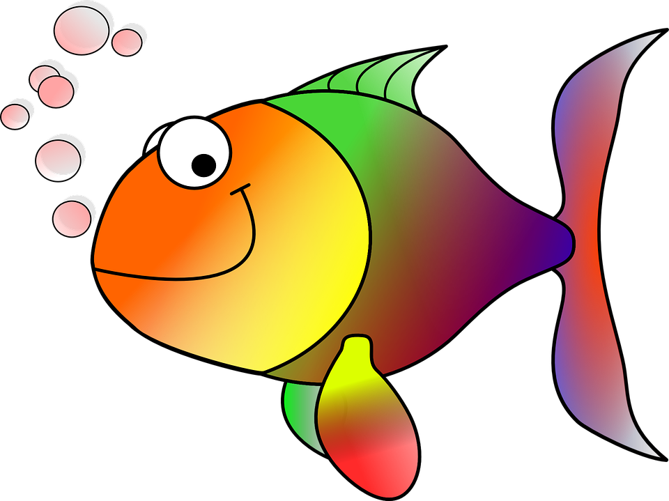 banner stock Goldfish clipart dead crow. Free image on pixabay