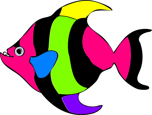 clip royalty free stock Catcher clipart fish. Tropical free summer pinterest