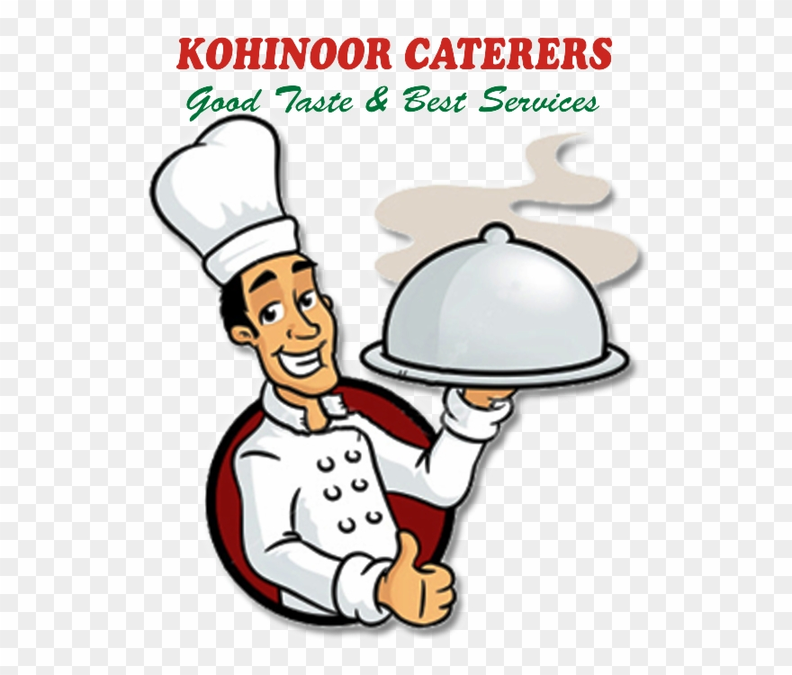 clip stock Picture black and white. Catering clipart kitchen chef.