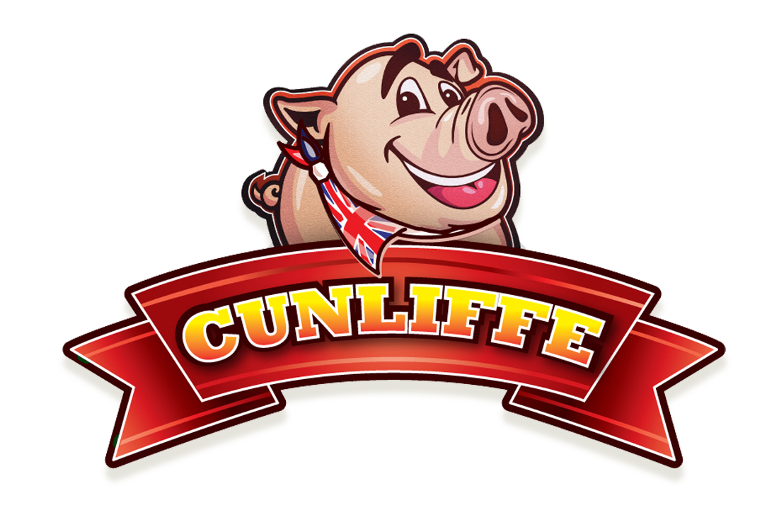 image black and white Catering clipart perfect sign. Cunliffe hog roast and.