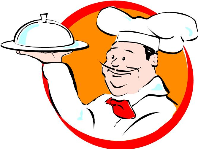graphic free Restaurant waiter clipart. Free download best on