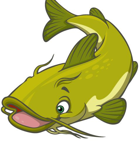 clip art freeuse Catfish clipart. Quotes to remember fish.