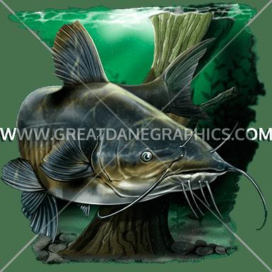 clip art transparent Catfish Swim