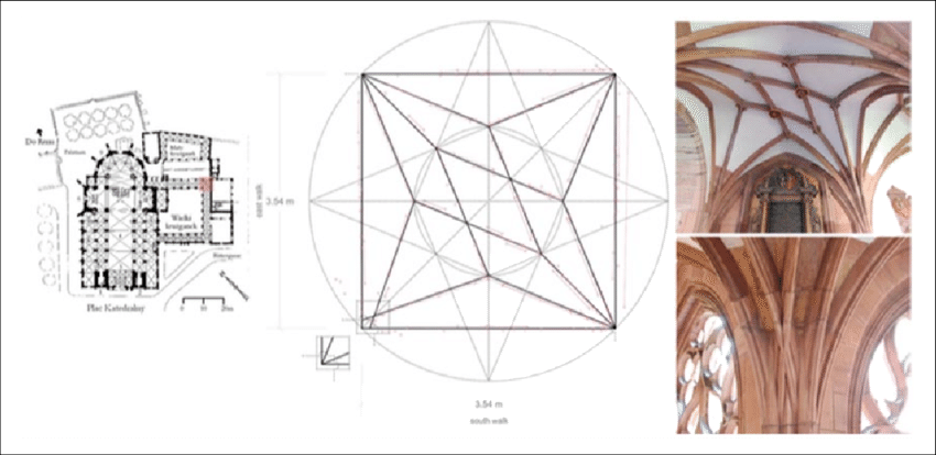 image stock cathedral drawing diagram #91407987