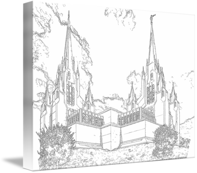 png download Collection of free church. Spiritual drawing pen