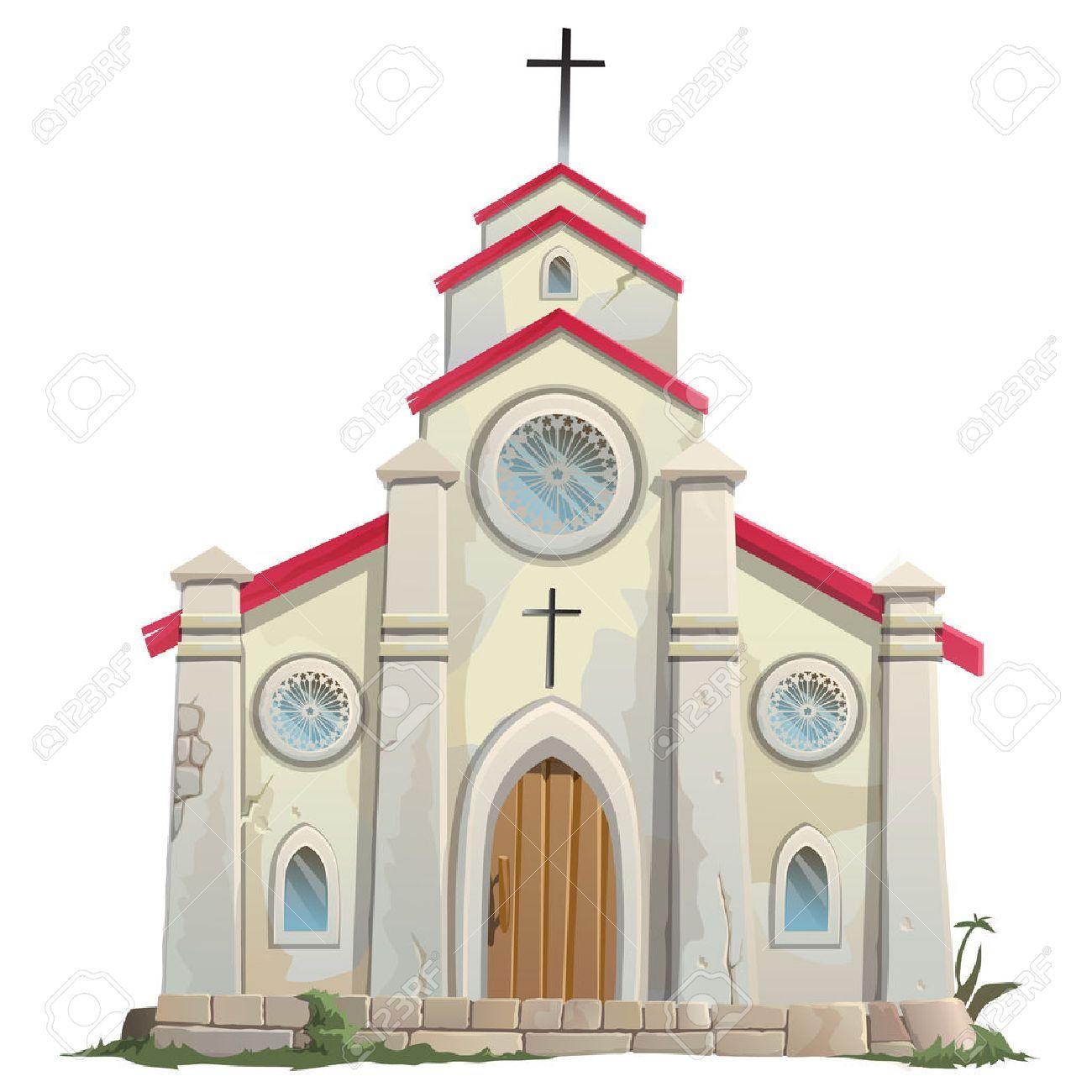 jpg freeuse download Pin by charlye on. Catholic clipart catholic church.