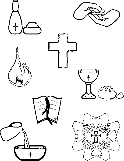picture freeuse library Free sacrament cliparts download. Catholic clipart sacraments.