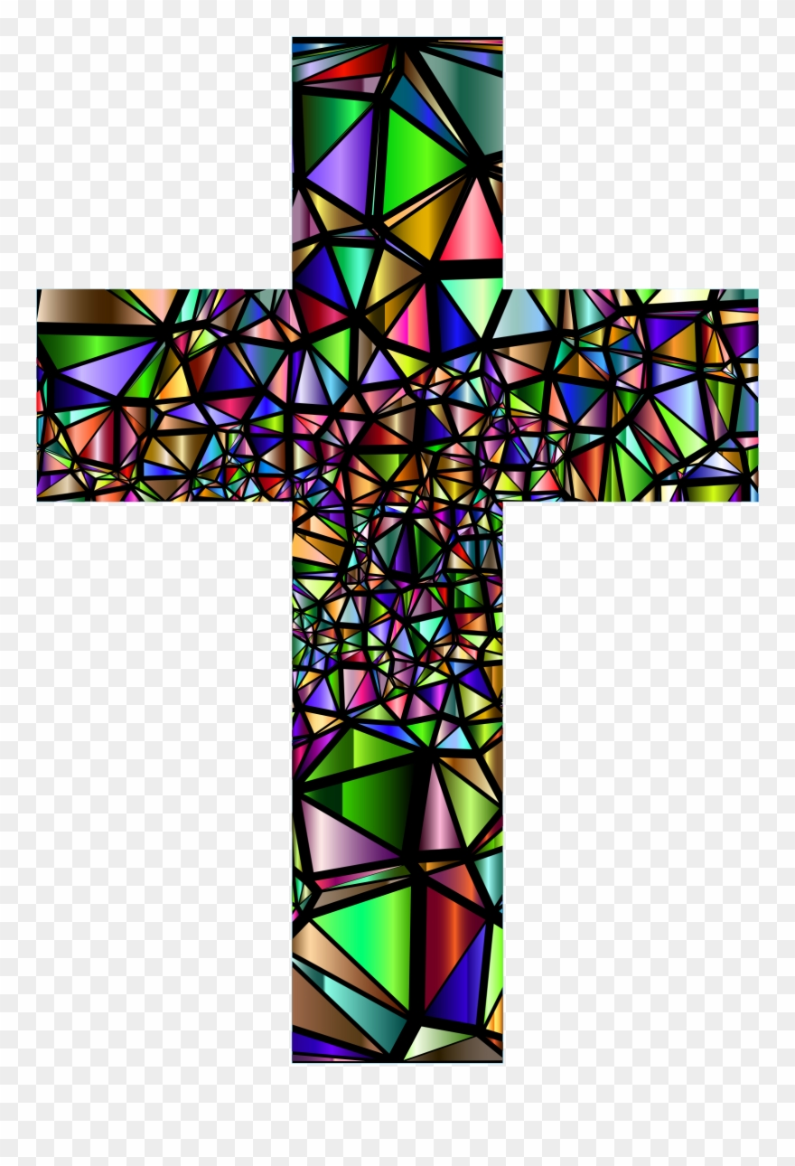 svg library stock Black and white . Catholic clipart stained glass.