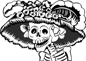 picture freeuse download At getdrawings com free. Catrina drawing