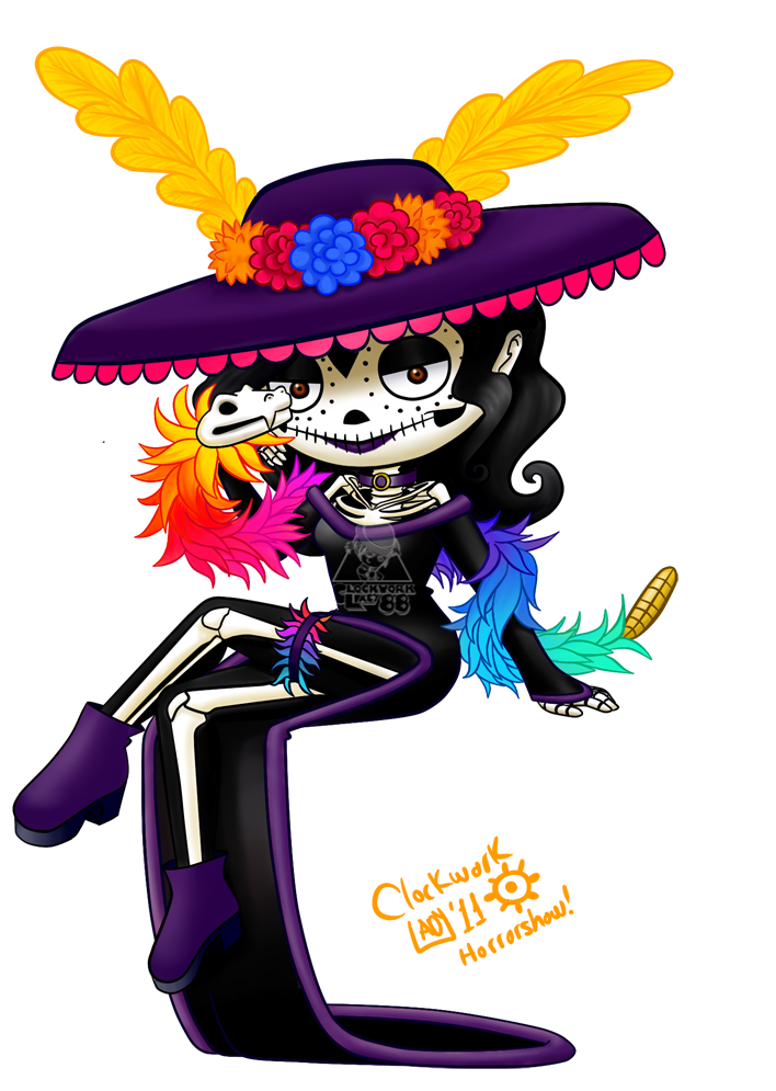 image royalty free download Lady Catrina by Clockwork