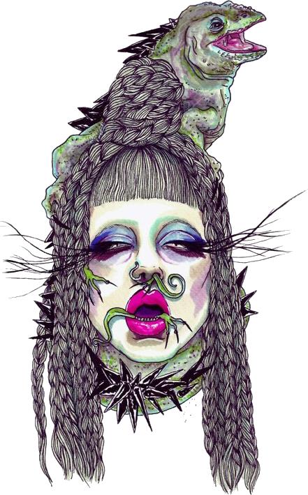 clip art freeuse stock Art of Brooke