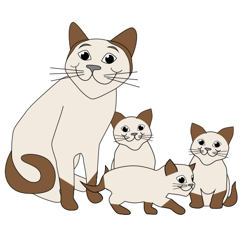 picture free Cats clipart. Cat clip art you.