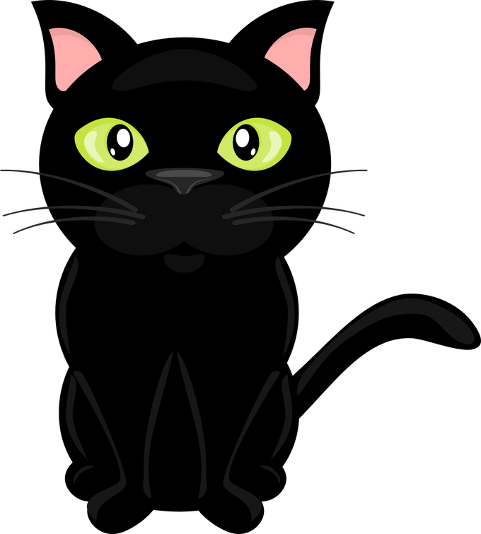 royalty free library Tabbies banner library download. Vector color cat
