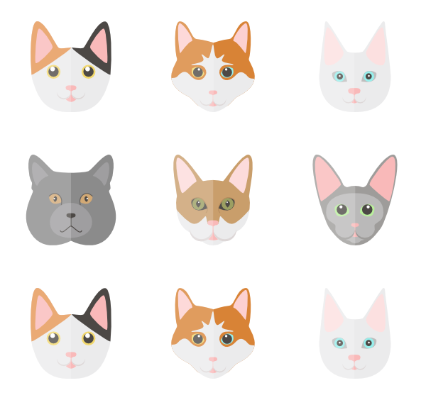 picture free Cats Icons