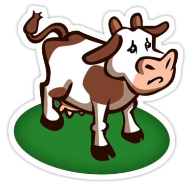 clip art transparent download Cattle clipart sad.  collection of cow.