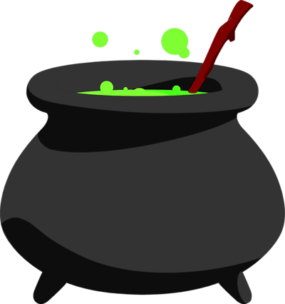 png download Halloween clipart food. Cauldron
