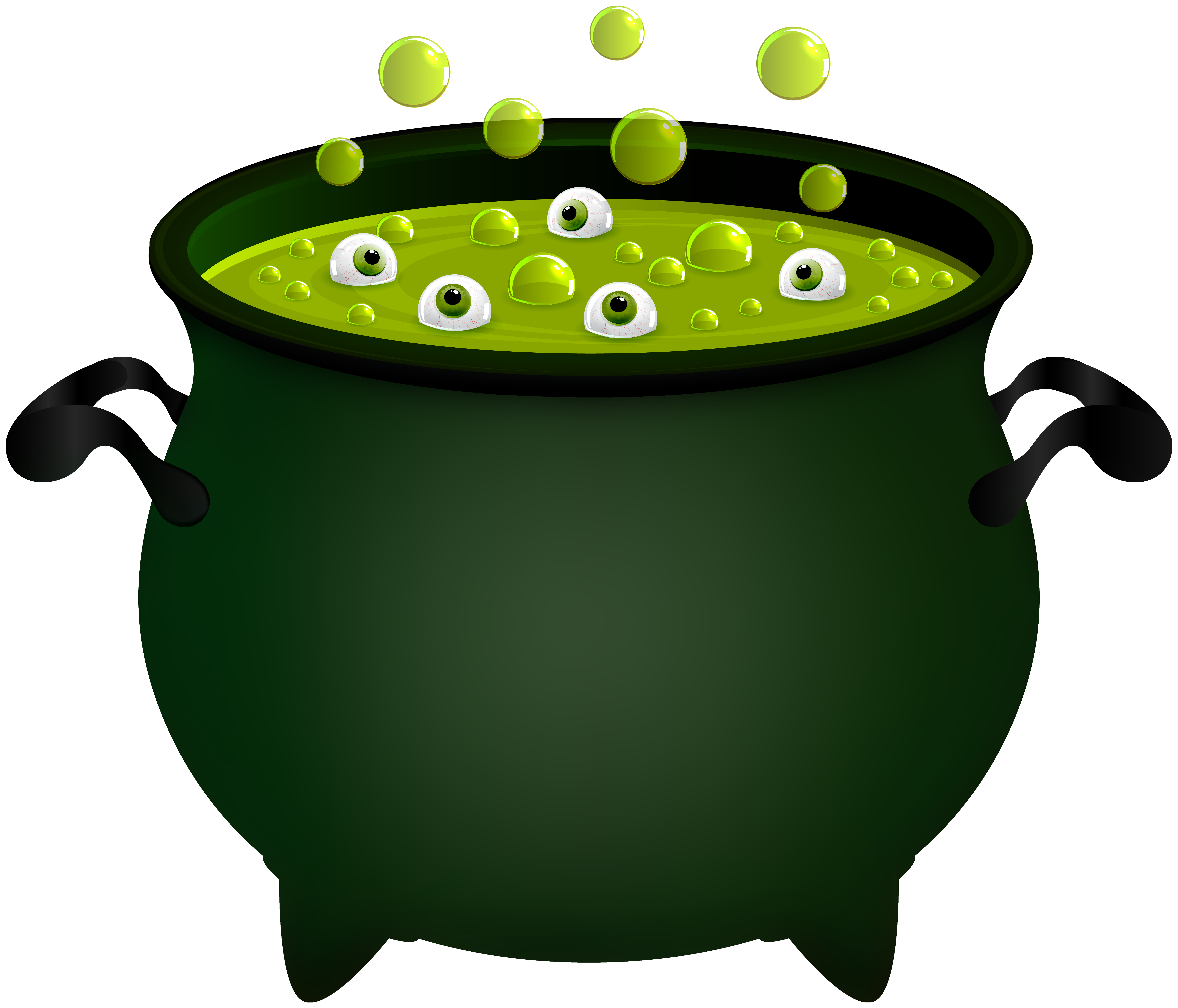 png royalty free download Witch png clip art. Cauldron clipart