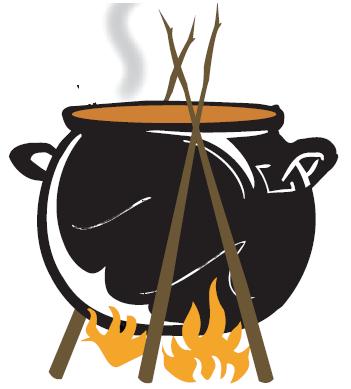 clipart freeuse Soup kitchen clipart. Cauldron frames illustrations hd