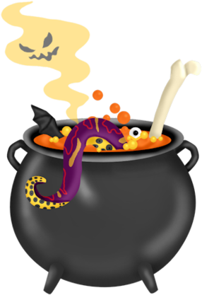 banner library Cauldron clipart potion.  lkd bootasticts prev.