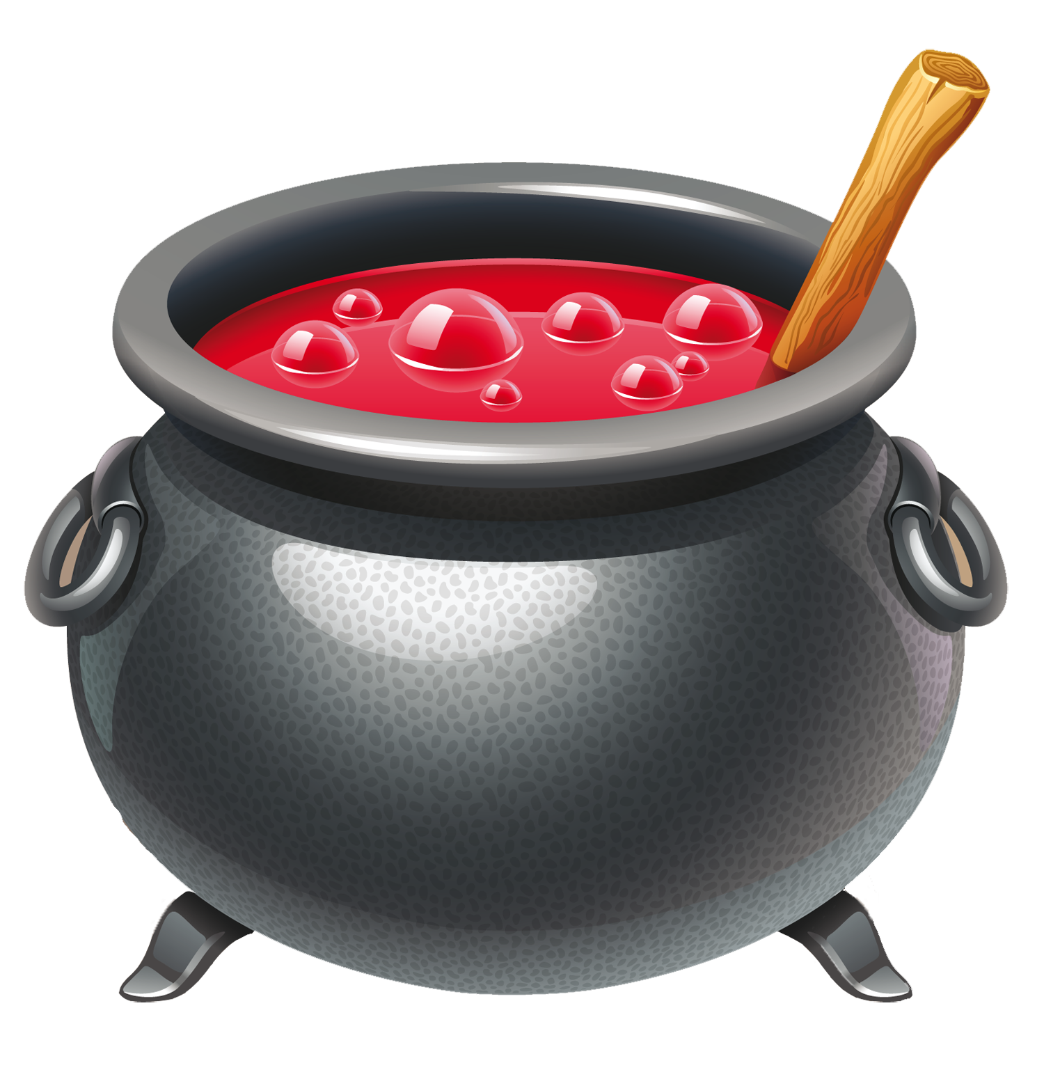 graphic library Witch cauldron gallery yopriceville. Witches clipart bowl