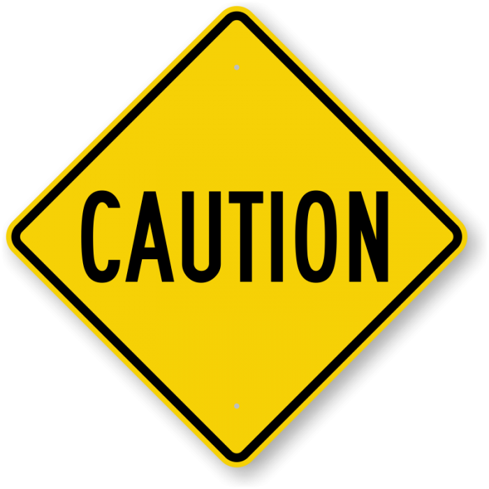 clip free stock Caution clipart ahead. Danger png photos sign.