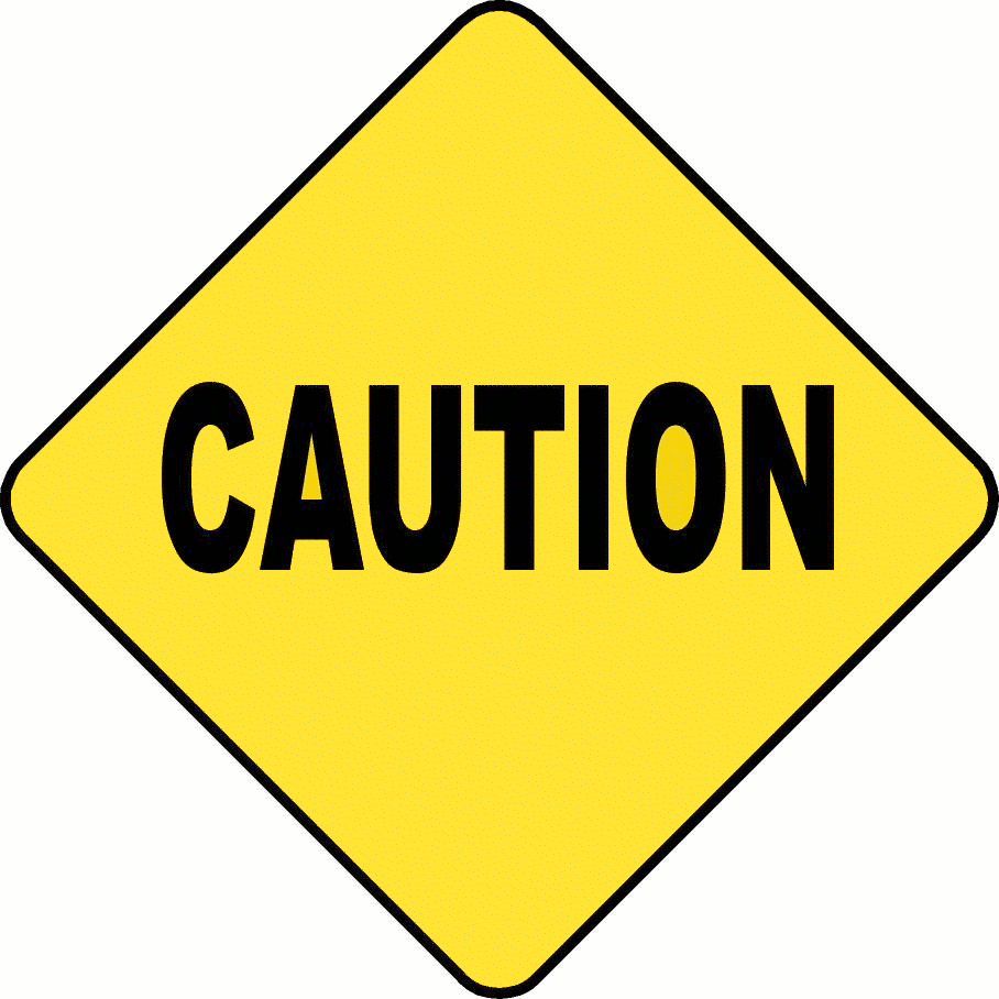 png Caution clipart ahead. Free download clip art.