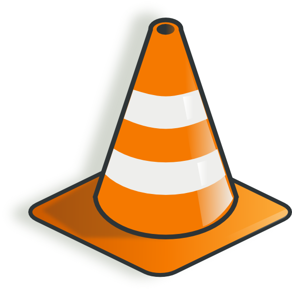 transparent library Construction zone clipart. Http www clker com.
