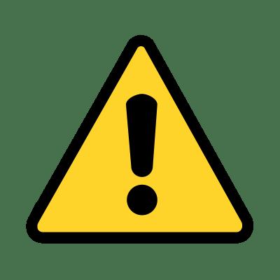clip art download High Voltage Warning Sign transparent PNG