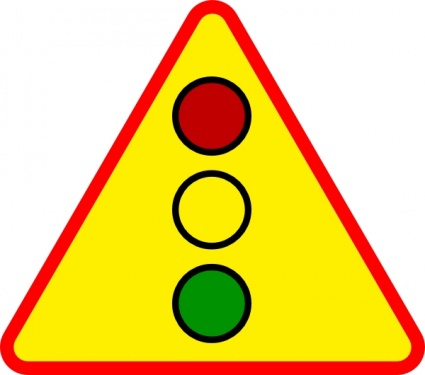 clipart freeuse . Caution clipart warning light