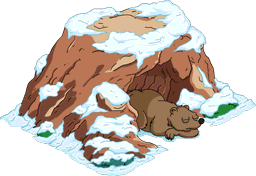 picture free library Where did that come. Cave clipart bear cave.