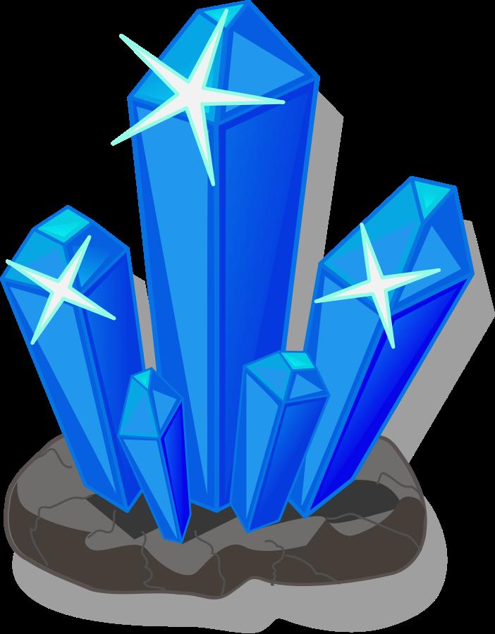 graphic download Cave clipart crystal cave. Crystals clip art panda.