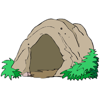 png royalty free Cave clipart. Download free png photo.