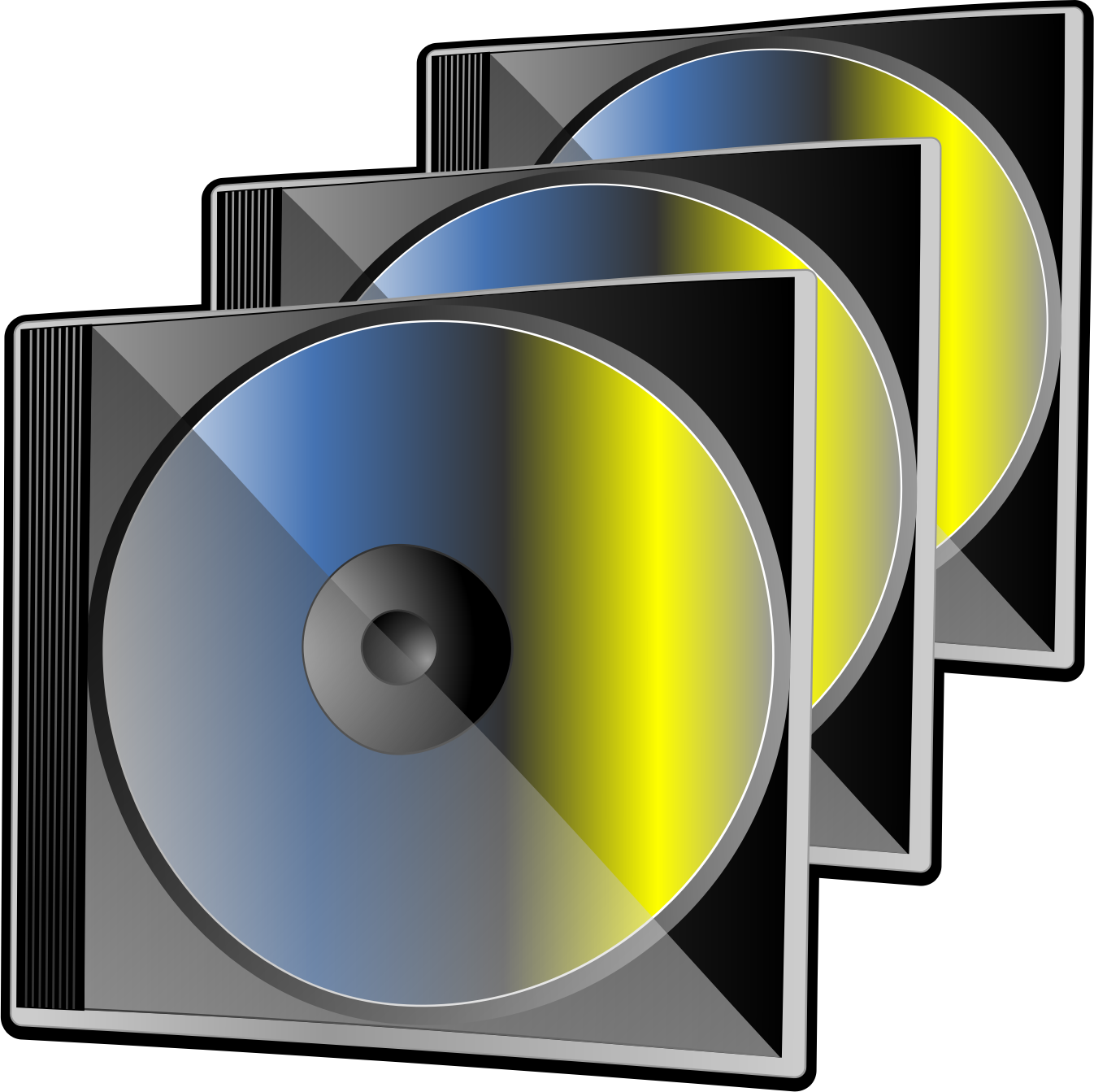 svg library download Raseone cds big image. Cd clipart.