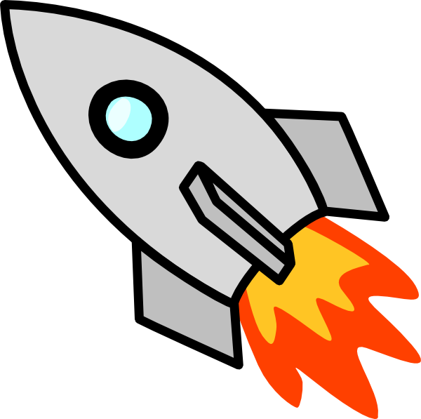 graphic royalty free stock Space Ship Clip Art