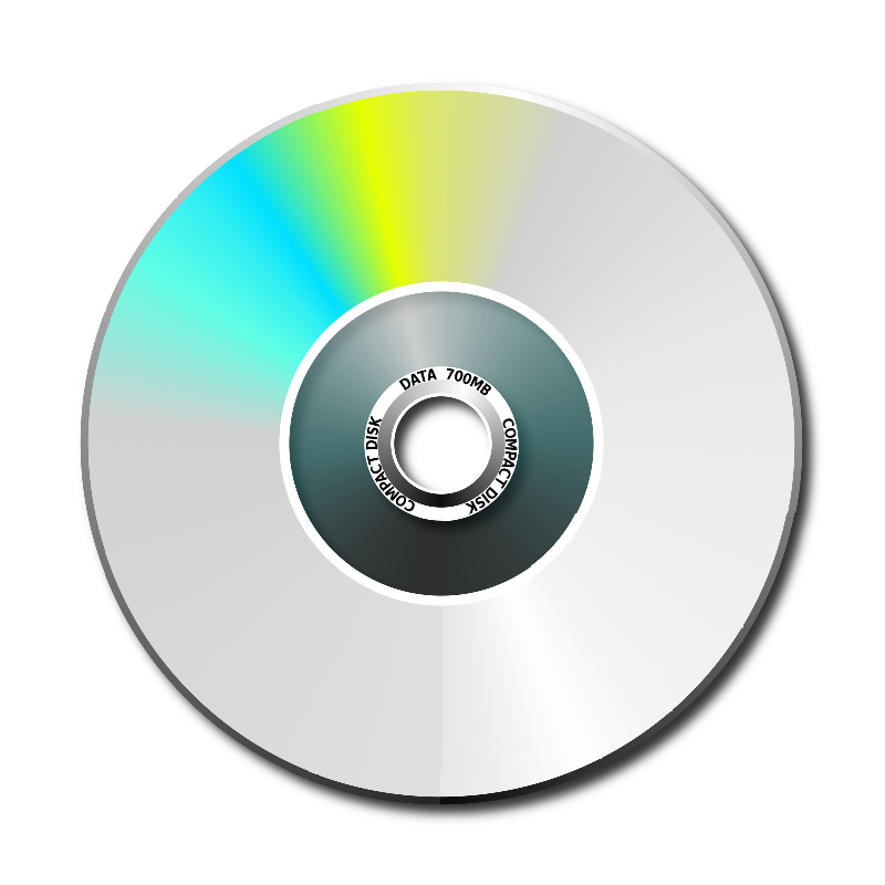 png freeuse library Compact Disk Clipart film dvd