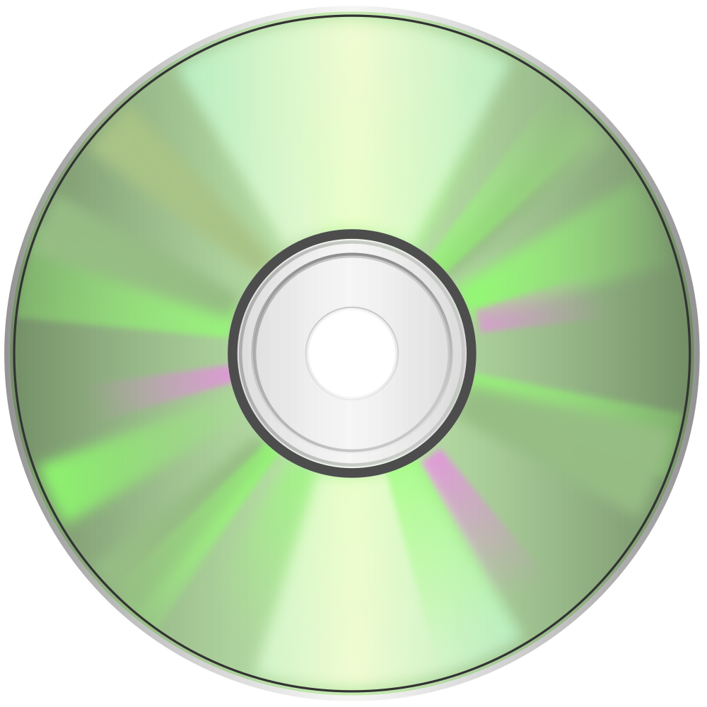 vector transparent download Dvd cd free on. Movies clipart disc.