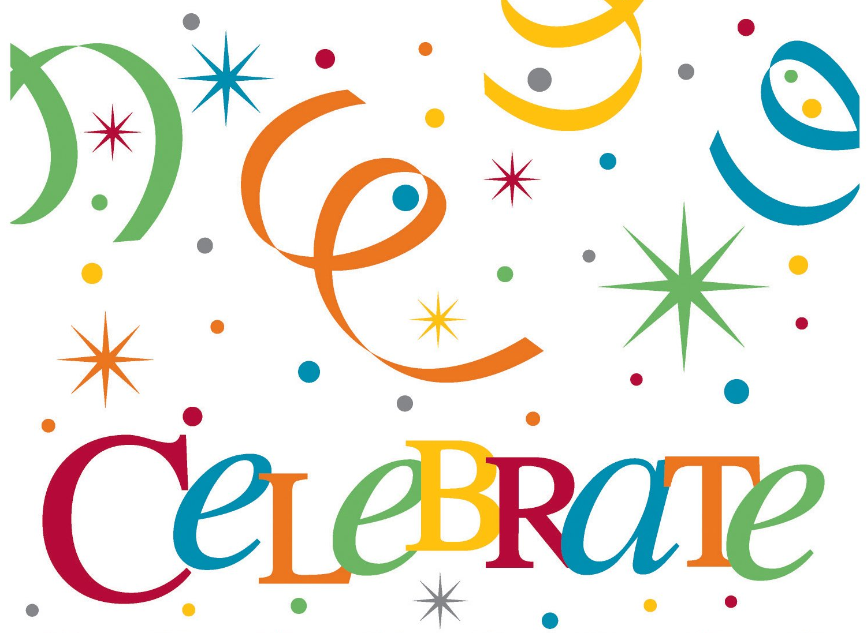 clipart royalty free stock Celebrate clipart. Free celebration clip art.