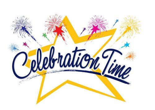 vector transparent Celebration clip art free. Last of clipart celebrate.