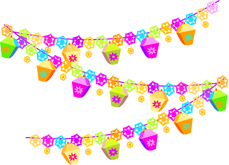 jpg library Celebrate clipart birthday decoration. Free party graphics of.