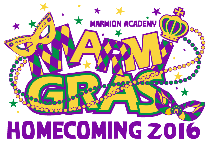 picture transparent download Celebrate clipart homecoming. Rosary high school dance.
