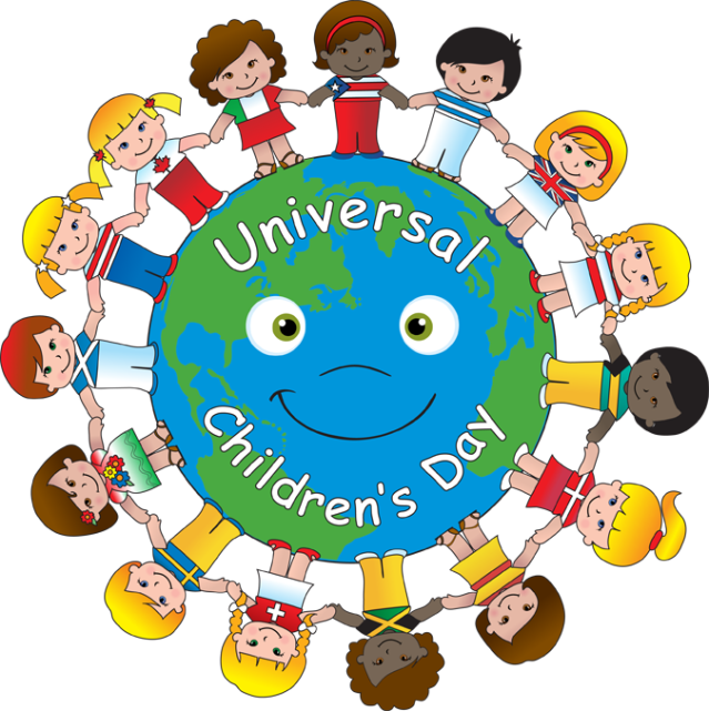 clip art freeuse library Celebration clipart children day. It is time to