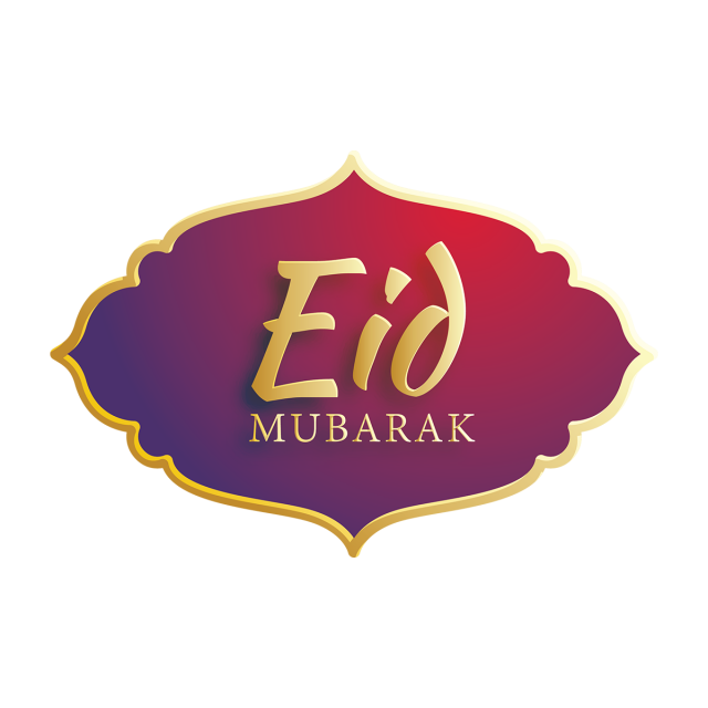 library Mubarak badge ramadan celebrate. Celebration clipart eid al fitr.