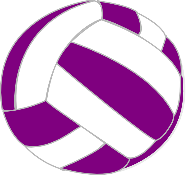 image library download Netball ball free on. Volleyball clipart green