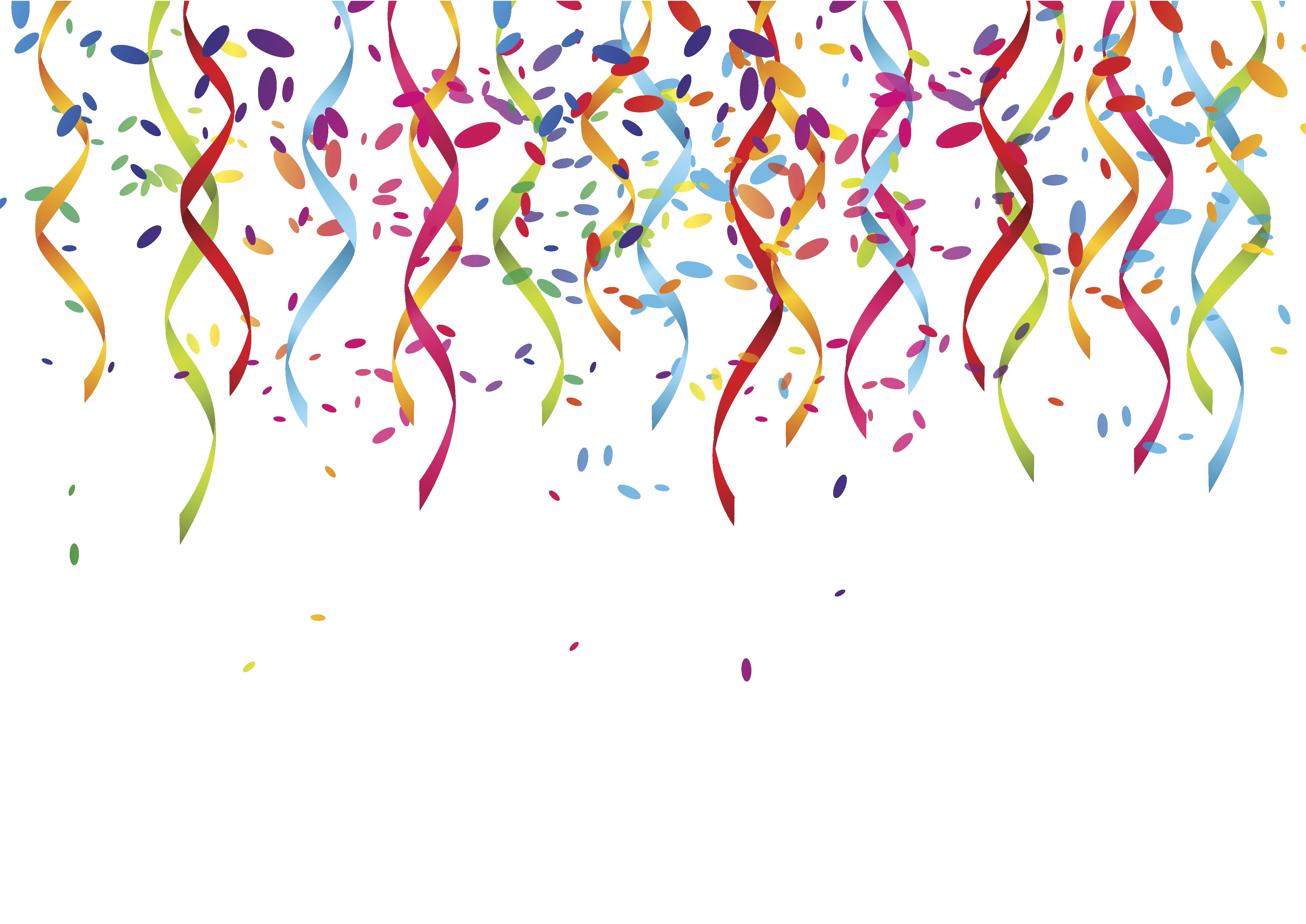 clip freeuse library Serpentine streamer clip art. Party transparent celebration