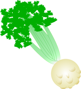 image freeuse Clip art at clker. Celery clipart.
