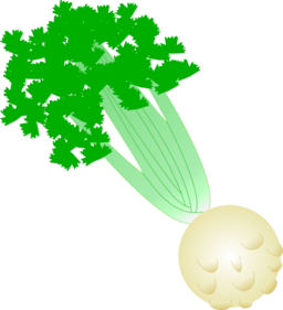 png royalty free library With root i royalty. Celery clipart cartoon.