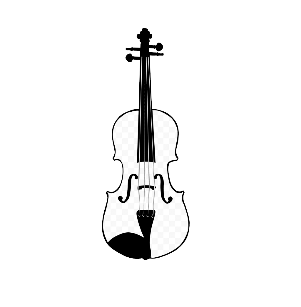 clip Violin drawing bow clip. Cello clipart chinese american