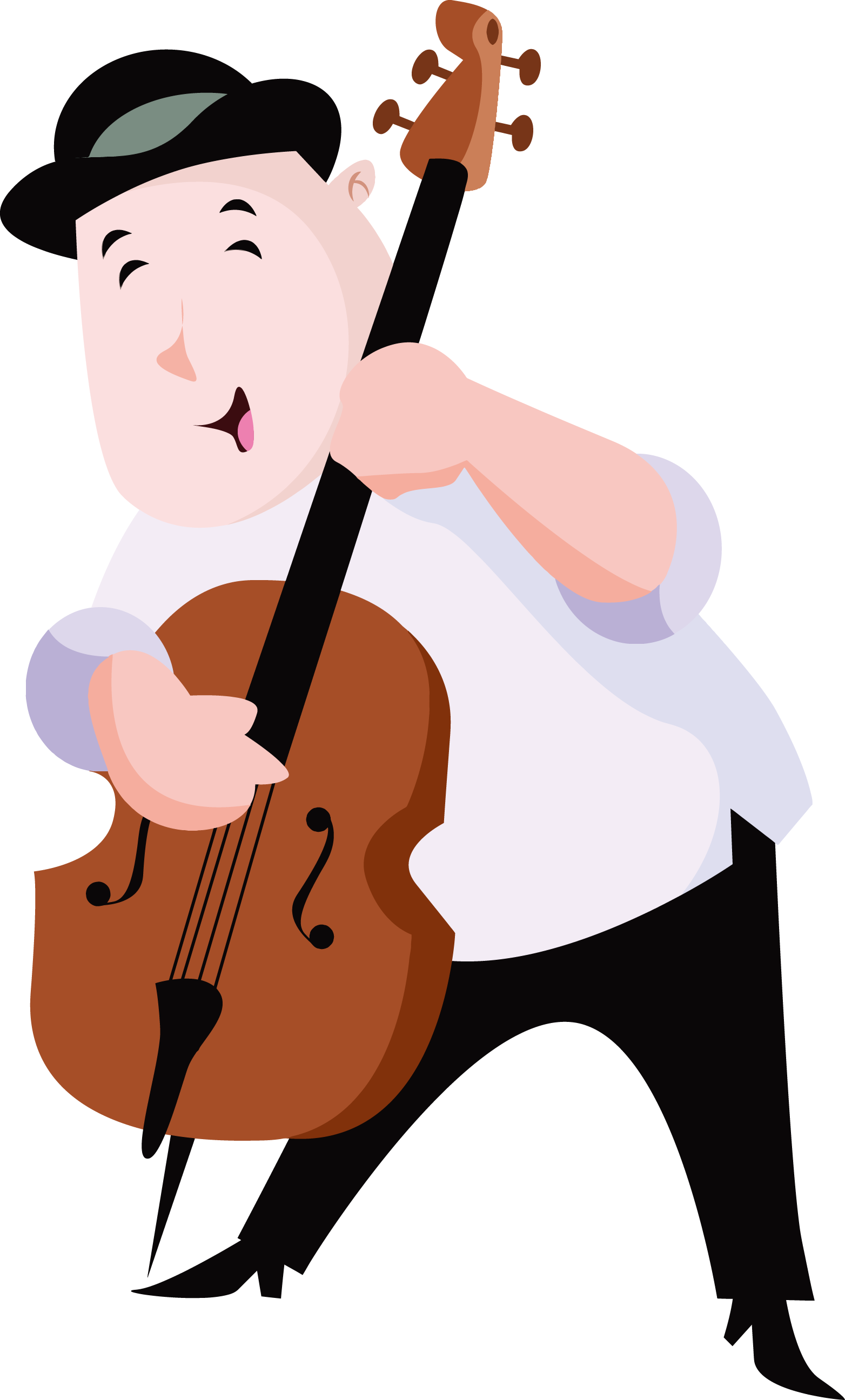 picture library stock Cello clipart chinese american. Musical instrument illustration viola.