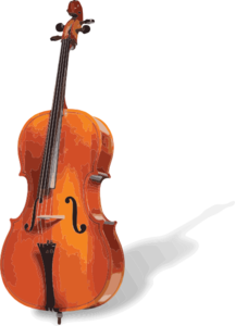 image freeuse library Cellist panda free images. Cello clipart gambar.